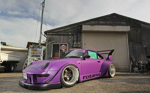 nakai RWB Rotana 911 turbo