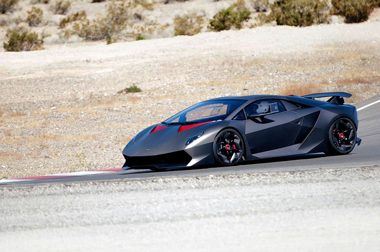 lamborghini sesto elemento - Lamborghini Sesto Elemento