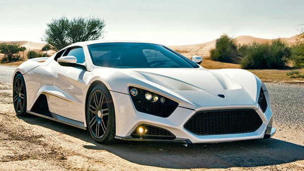 Zenvo Sti 1 Danish Master Of Cars Muscle Cars Zone