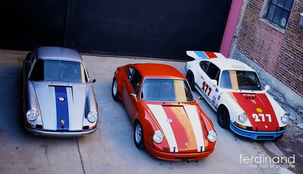 Porsche 911 STR by Magnus Walker 5