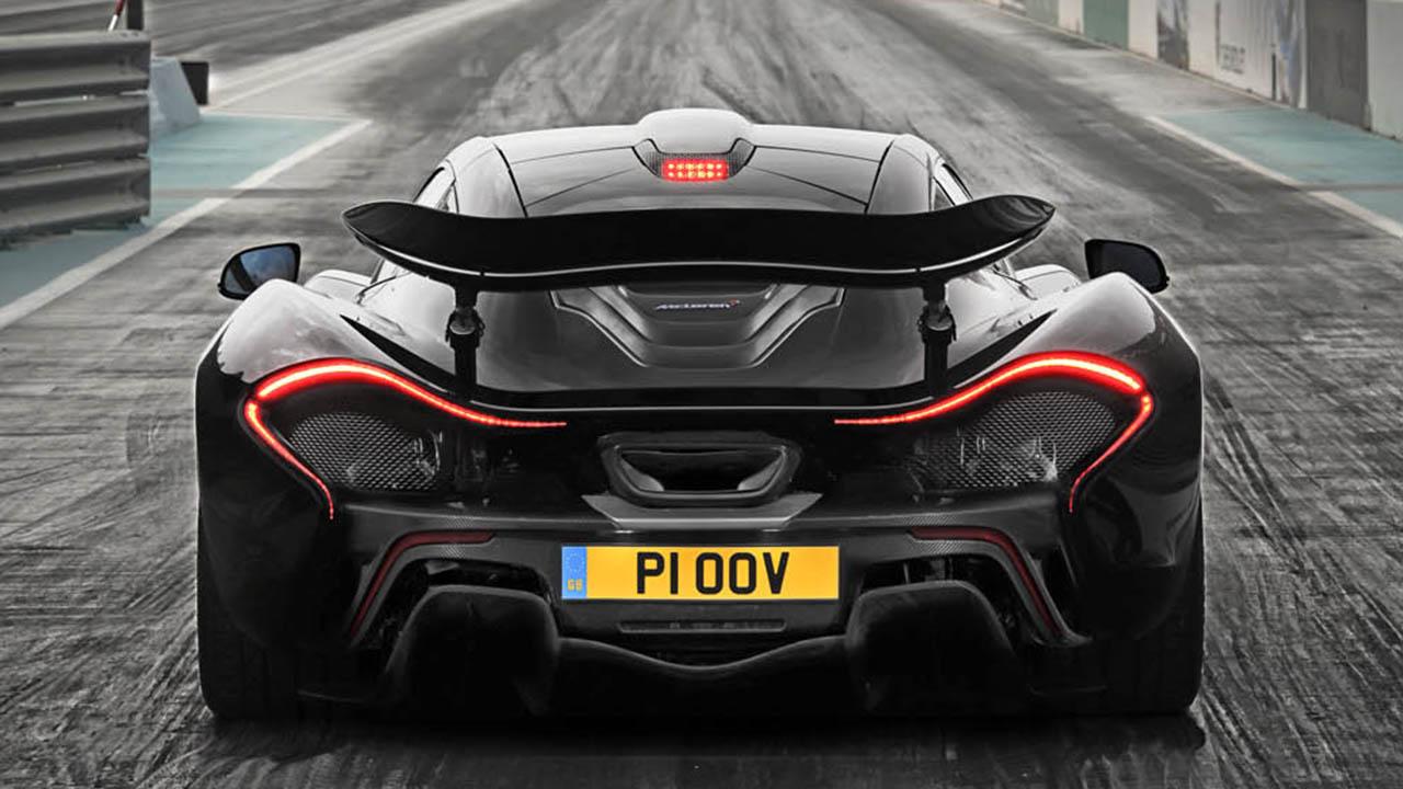 Stunning McLaren P1 Overview Test Drive VIDEO