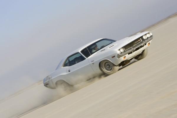1970 Dodge Challenger R/T Vanishing Point