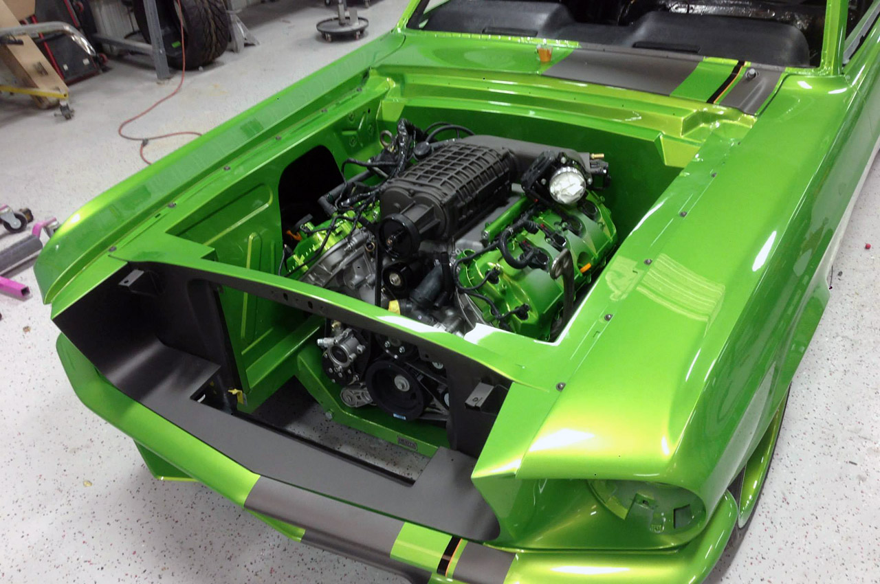 11 Restomod Shop 1967 Mustang Muscle Cars Zone