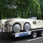 league of extraordinary gentlemen car