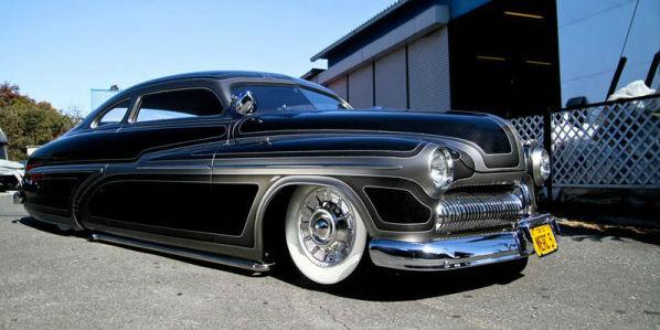 1949 Mercury Merc 9