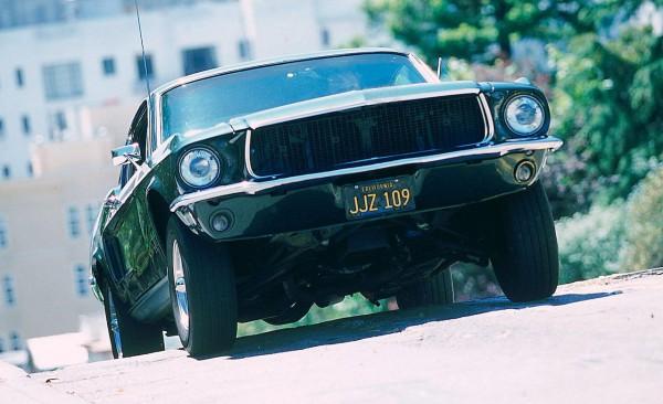 1968 Mustang GT 390 Bullitt 2