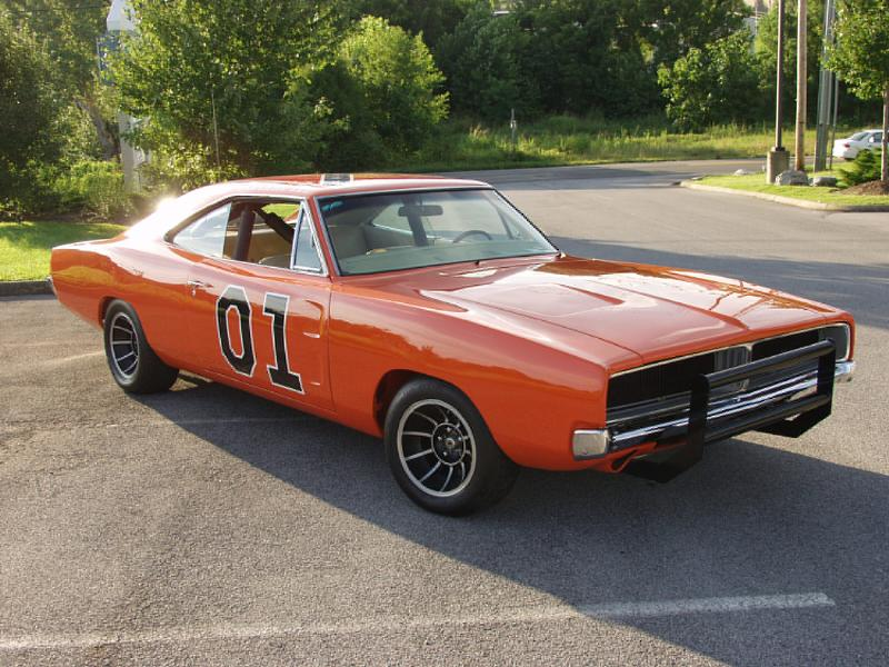 Dodge Charger General Lee From Dukes Of Hazzard Muscle