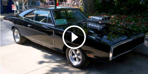 furious charger dodge fast 1970 rt cars muscle 950hp movie franchise