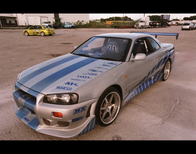 Nissan Skyline Gt Muscle Cars Zone