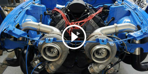 Coyote Engine 2138hp 5.0L V8 Meet the World Most Powerful Coyote! 44