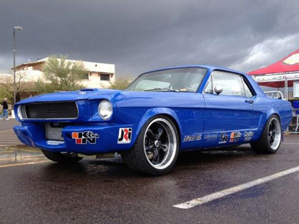 MAIER Racing 1966 Mustang Coupe