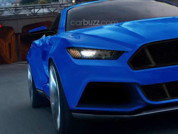 New Ford Mustang 4