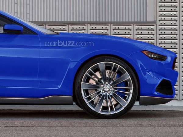 New Ford Mustang 5
