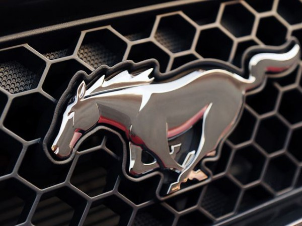 New Ford Mustang 6