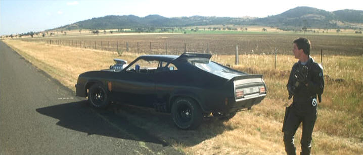 Cheap Muscle Cars For Sale >> Ford Falcon Mad Max 2 - Muscle Cars Zone!