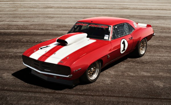 1969 camaro Z128 chassis 5