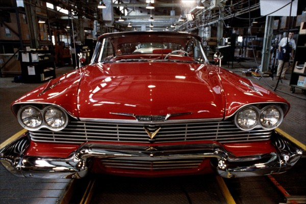 christine car movie