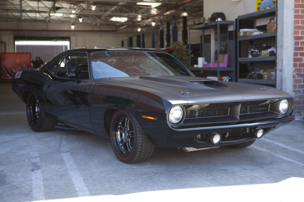 Fast And Furious 6 1970 Plymouth Barracuda Muscle Cars Zone