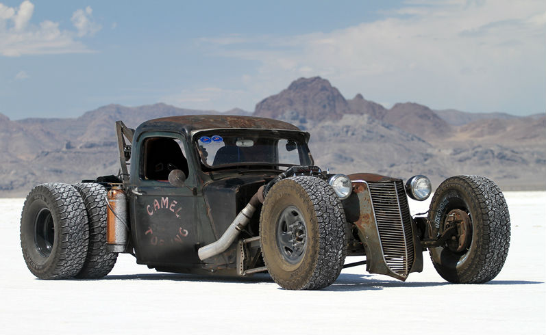 1936 Dodge Truck Rat Rod 1936 Plymouth Rat Rod