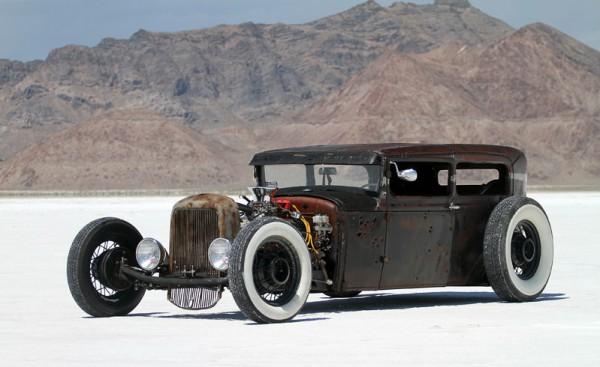 1930 model A rat rod