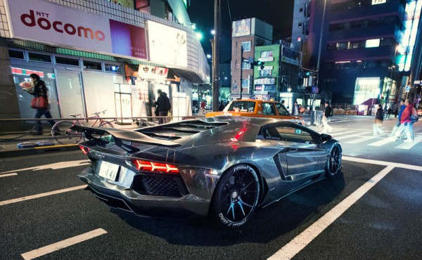 lamborghini aventador by liberty walk 6