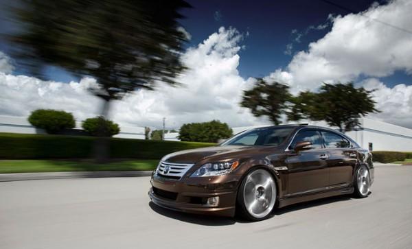LEXUS LS600HL VIP Style 5