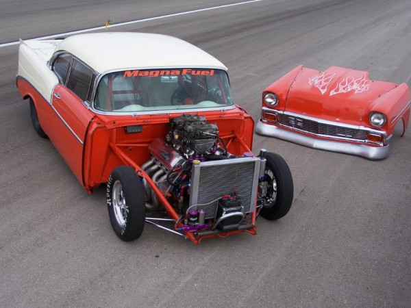 Joe Barry HOT ROD Drag Week
