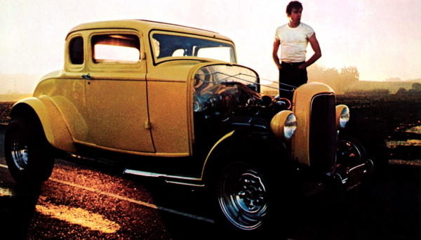 1932 Ford Coupe American Graffiti 3