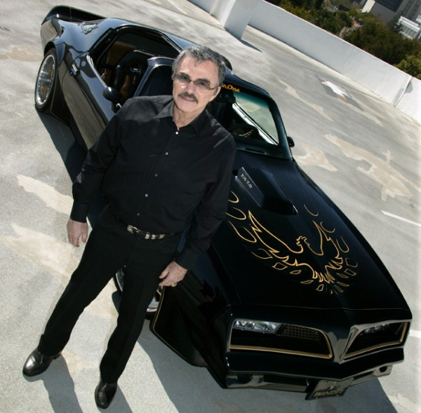 Pontiac Trans Am Burt Reynolds 8