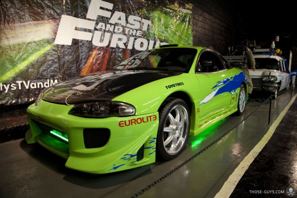 Mitsubishi Eclipse from Fast and the Furious