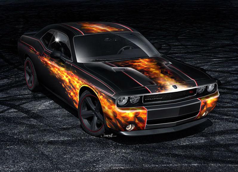 Jonsibal Dodge Challenger 32