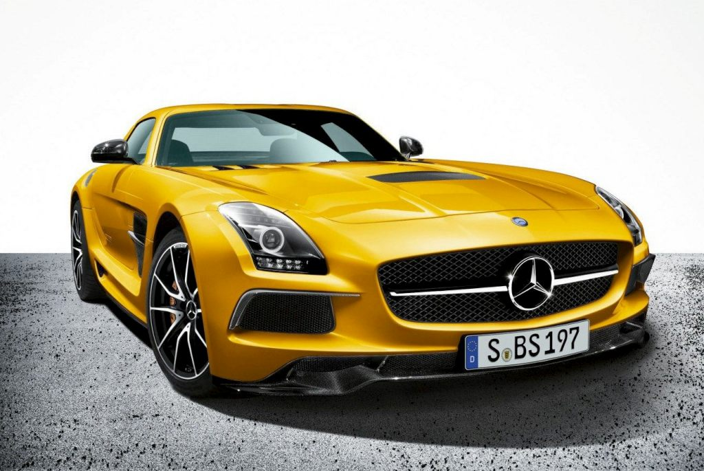 mercedes sls amg black series with paul ricard muscle cars zone. Black Bedroom Furniture Sets. Home Design Ideas