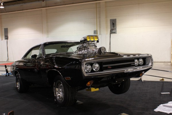 1970 Dodge Charger Fast And Furious 5 Muscle Cars Zone