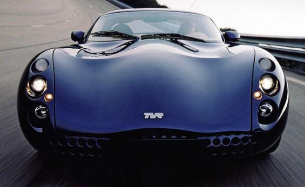TVR Tuscan Speed Six swordfish 5