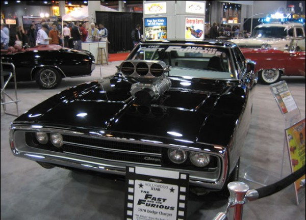 1970 Dodge Charger Fast and Furious 7