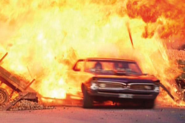 Pontiac GTO xXx 4