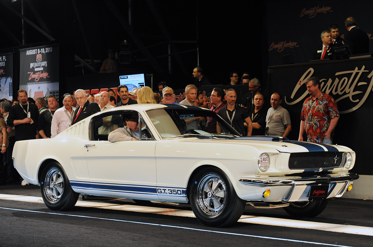 Shelby Ford Trucks >> 1965 Mustang Shelby GT350 Once Owned by Ford Sells for $242,000! - Muscle Cars Zone!