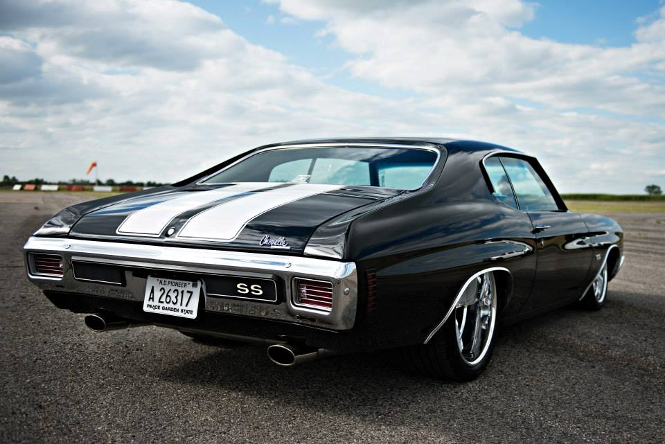 Pro Touring 1970 Chevelle Ss 3 Muscle Cars Zone