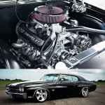Pro Touring 1970 Chevelle SS 7