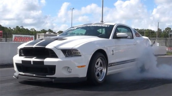 Worlds Quickest 2013 Ford Shelby GT500