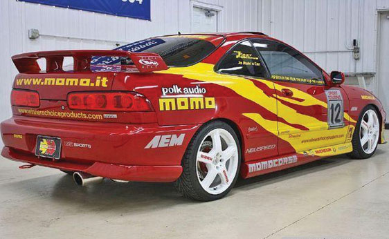 integra likewise fast and - photo #1