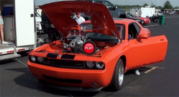 1,200 HP Supercharged Challenger SRT8