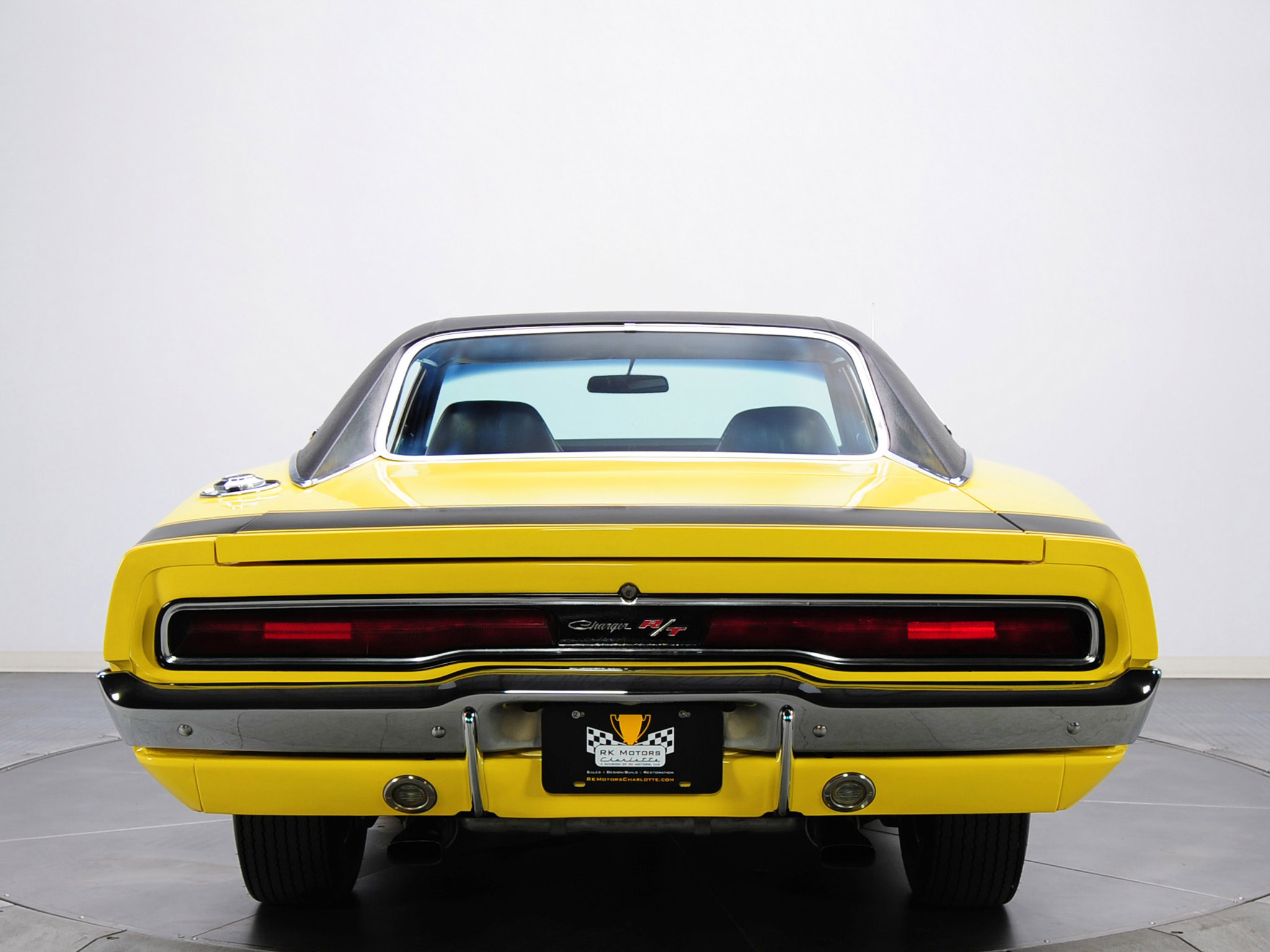 yellow 1970 dodge charger r t muscle cars zone. Black Bedroom Furniture Sets. Home Design Ideas