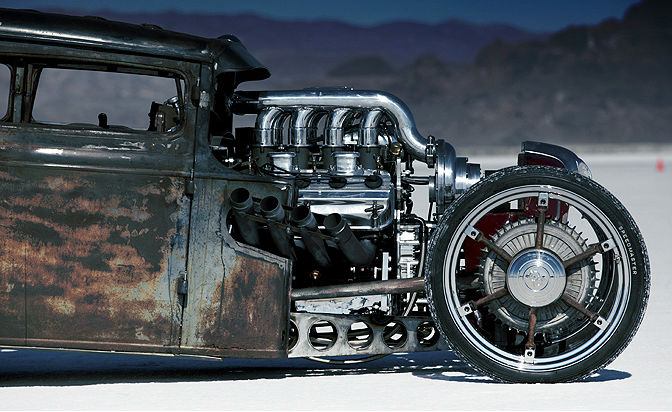 1930 Ford Coupe Rat Rod From Vancouver Canada To