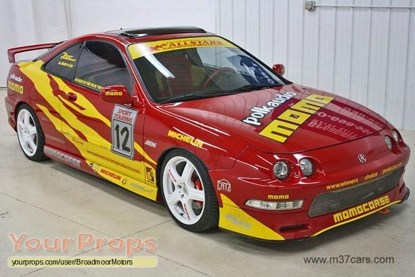 The Fast And The Furious Acura Integra Fast And Furious