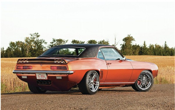 1969 chevy camaro orange 3