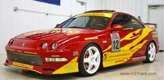 Acura Integra Gs R Fast And Furious on Fast And Furious Acura Integra