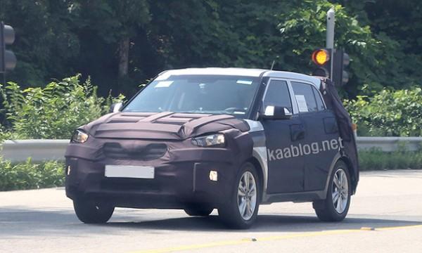 Hyundai B-Segment SUV 2