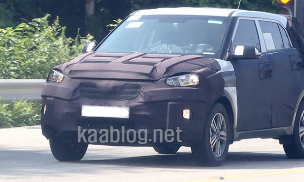 Hyundai B-Segment SUV