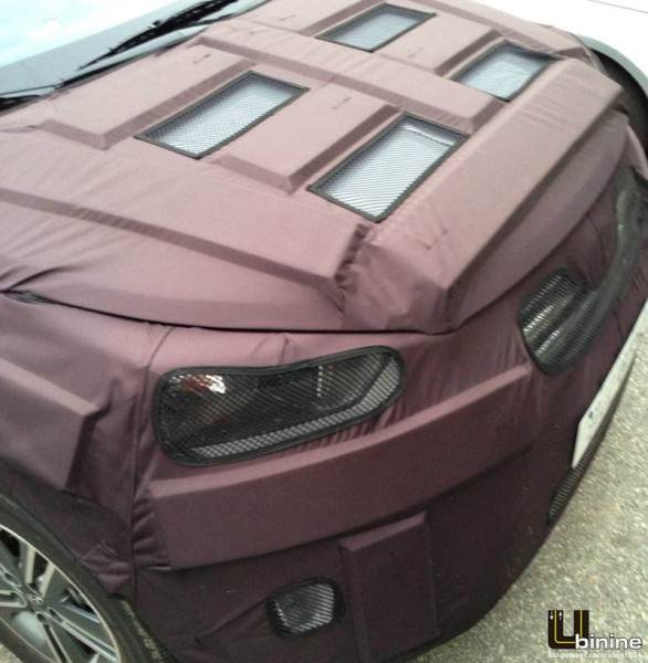 Hyundai B-Segment SUV 4